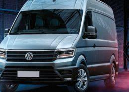 VW Crafter bedrijfswageninrichting