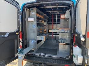 demobus rolling experience storevan