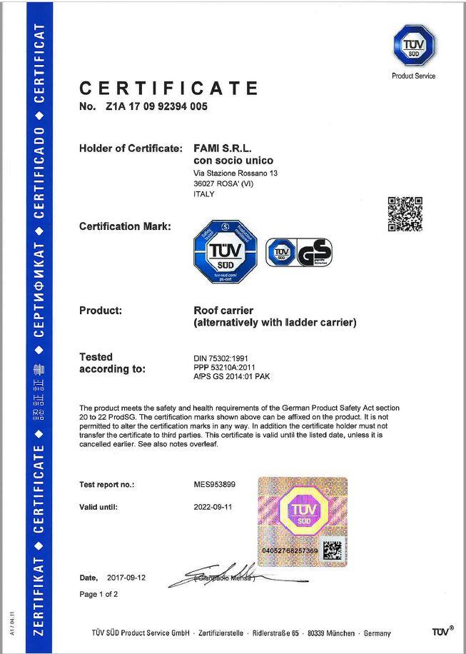certificate-storevan